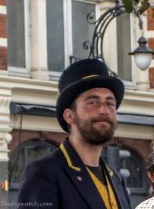 Unofficial London tourist ambassador