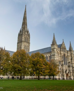 The miracle of Salisbury Cathedral