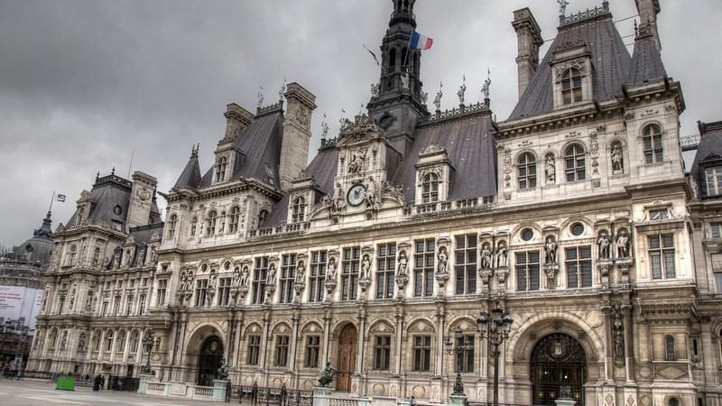 Paris – an office to rival Versailles