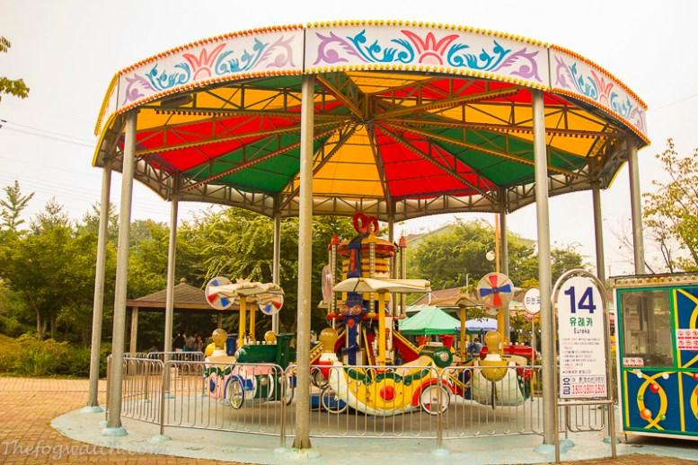 Carousel - Seoul, Korea