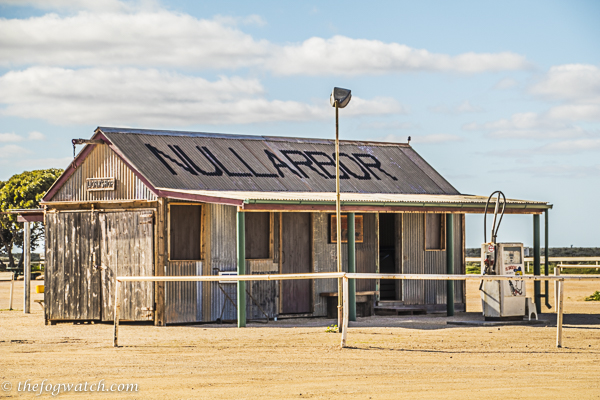 Old Nullarbor Roadhouse