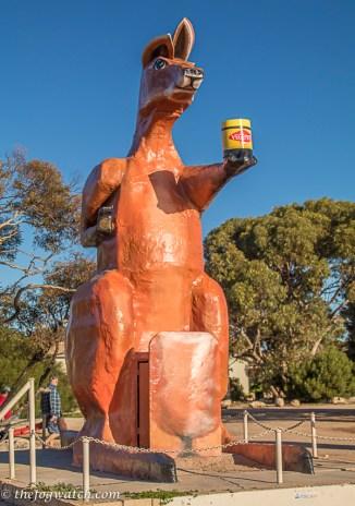 The Big Kangaroo