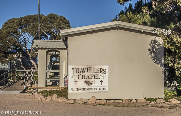 Travellers chapel WA Border Village