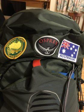 Camino pack