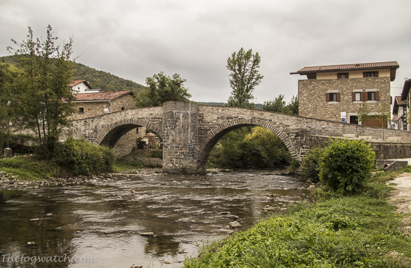 Zubiri Medieval Bridge