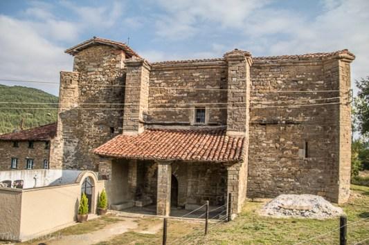 The Abbey of Eskirotz and Ilarratz
