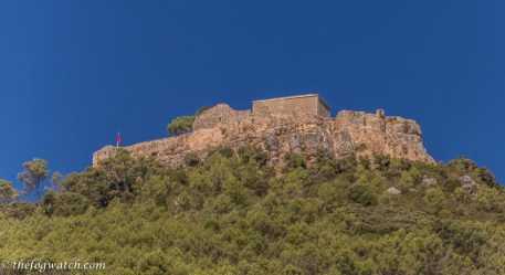 Monjardin castle