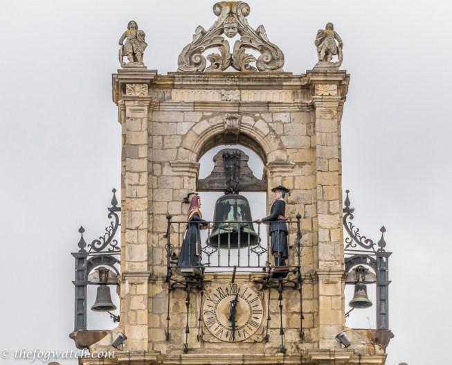 Town hall clock, Astorga