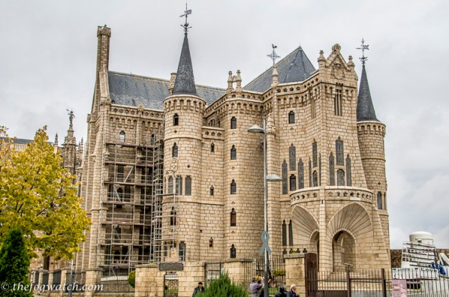 Gaudi Palacio Episcopal