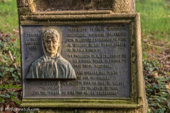 plaque memorial