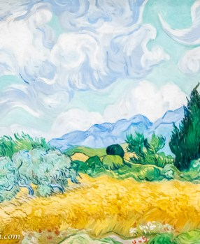 Melbourne – Van Gogh and the Seasons exhibition