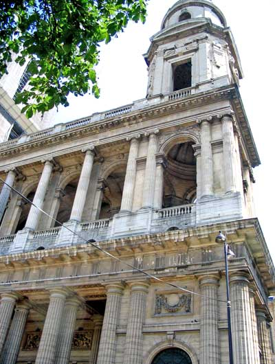 Church of St Sulpice Paris