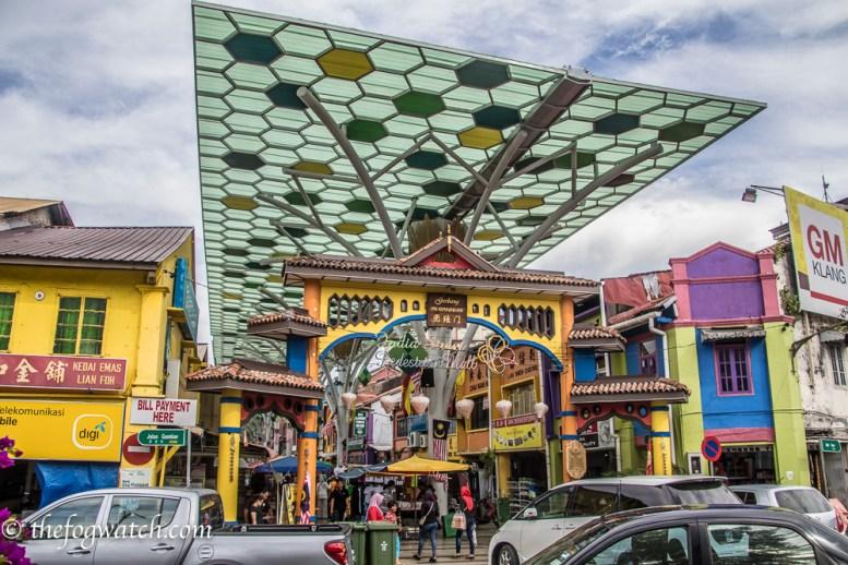 India Street, Kuching
