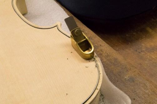 violin purfling
