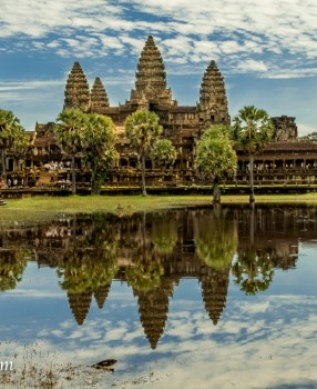 Angkor Wat – the Jewel of Cambodia