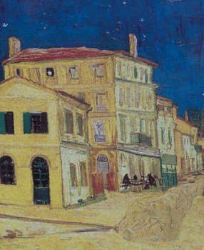 Arles: Then and now – Van Gogh's Yellow House