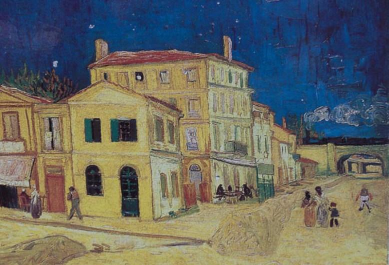 Yellow House - Arles
