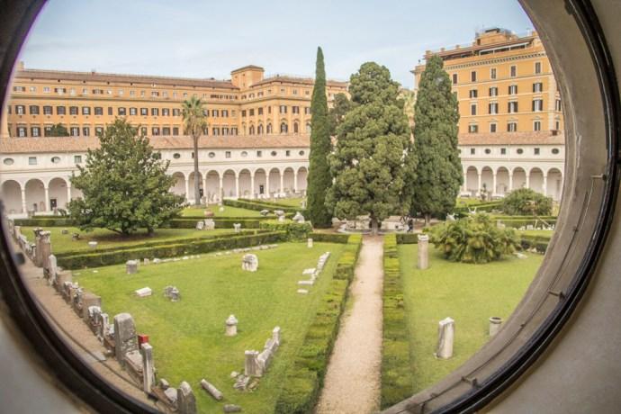 Diocletian baths
