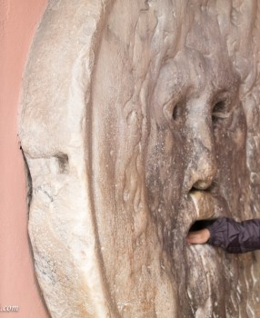 The Face of Truth/The Bocca della Verità