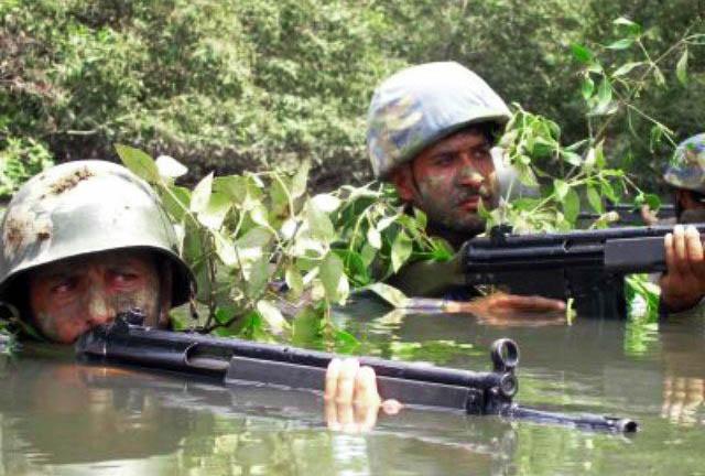 Pakistan Army SSG commando