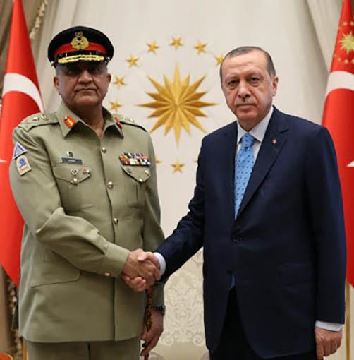 Pakistan and Turkey Defence Ties