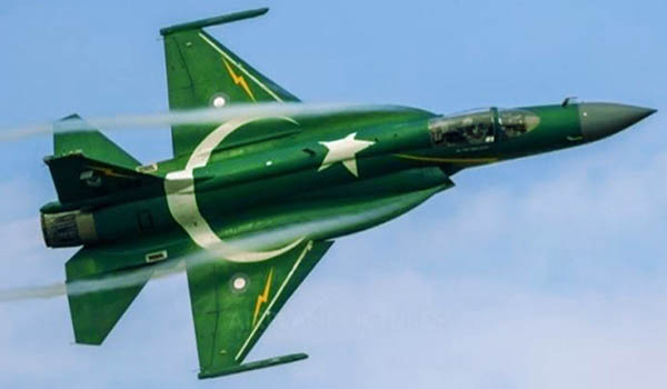 JF-17 THUNDER BLOCK III FIGHTER JET