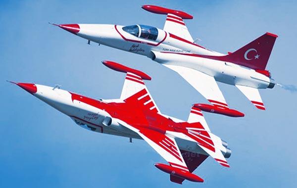 Turkish Air Force Aerobatic Team