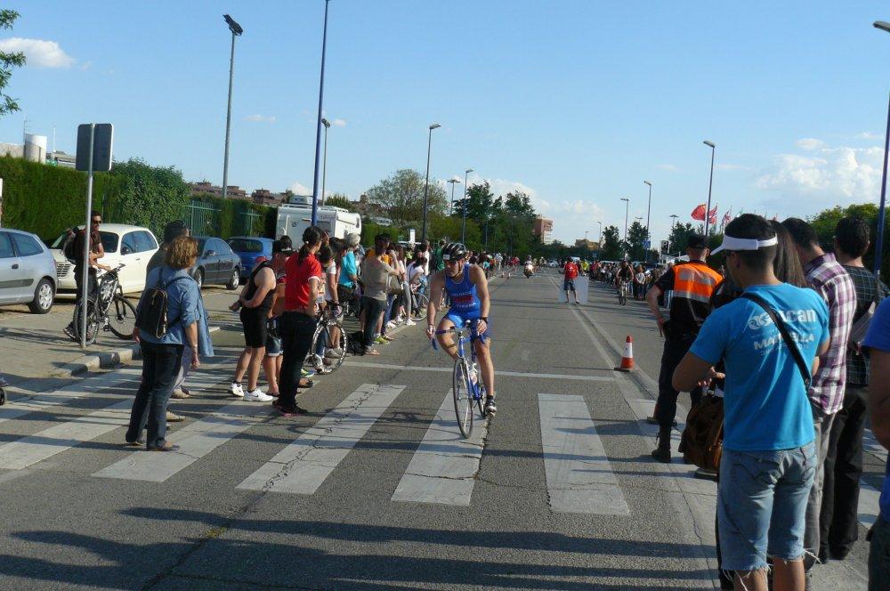 Fotos del Triatlón de Sevilla 2013 (4/6)