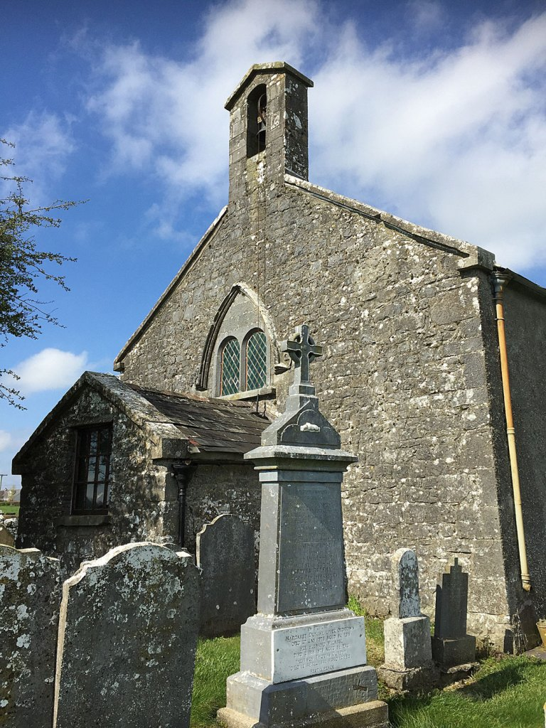 Aughmacart Church