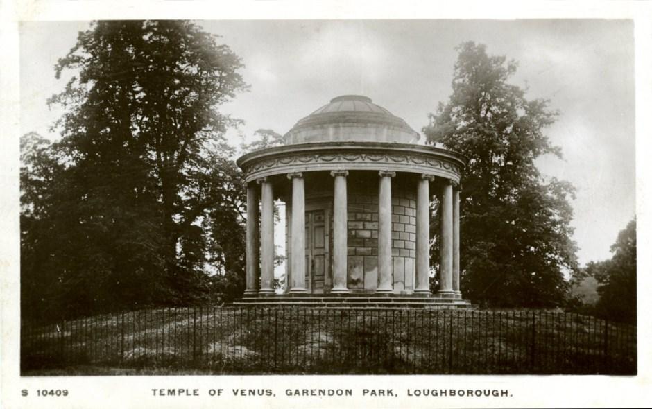 Garendon Park, Leicestershire