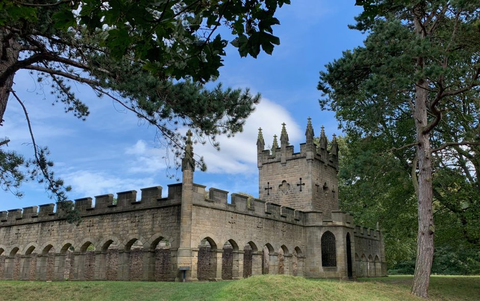 The Deer House, Auckland Castle, Bishop Auckland, County Durham