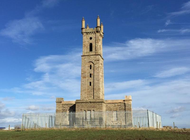 Dryden Tower, Bilston, Midlothian