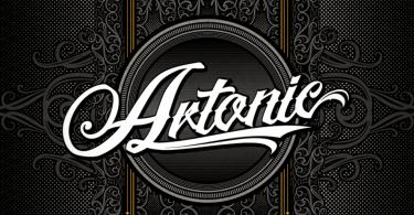 Artonic [3 Fonts]
