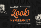 Look Super Family [76 Fonts]