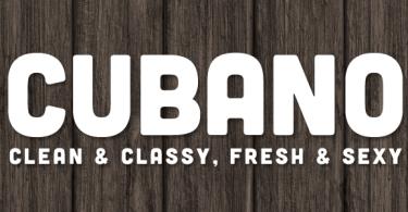 Cubano [1 Font]