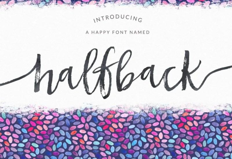 Halfback