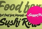Sugar Pie [1 Font]