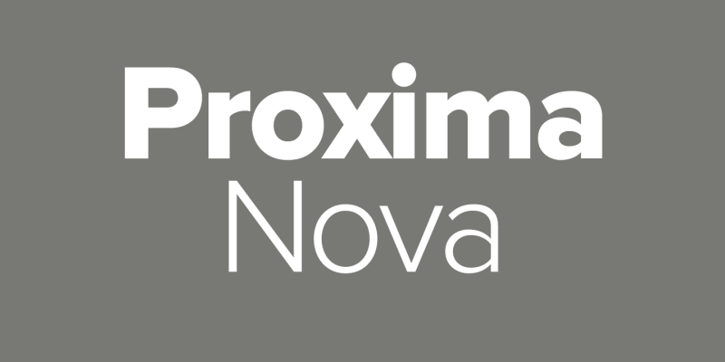Proxima Nova Super Family [126 Fonts] | The Fonts Master