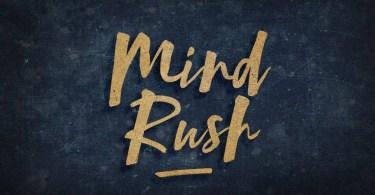 Mind Rush [1 Font]
