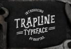 Trapline [4 Fonts]