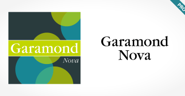 Garamond Nova Pro Super Family [16 Fonts]