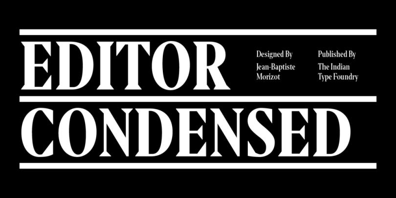 Editor-Condensed-Thefontsmaster-Com