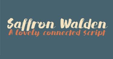 DK Saffron Walden [1 Font]