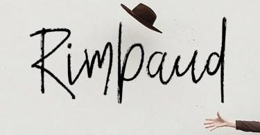Rimbaud Script [1 Font]