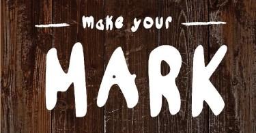 Make Your Mark [1 Font]