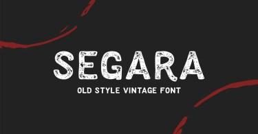 Segara [2 Fonts]