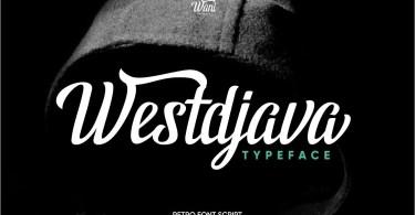Westdjava [1 Font]