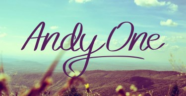 Andy One [4 Fonts]