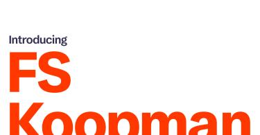 FS Koopman Super Family [14 Fonts]