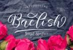Baelish [2 Fonts]